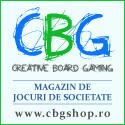 Creative Board Gaming - board games, jocuri de societate, magazin, sala de jocuri, Bucuresti