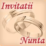 Invitatie la nunta - Alternativa online