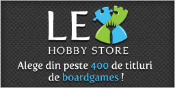 Lex Hobby Store - board games, jocuri de societate, Iasi