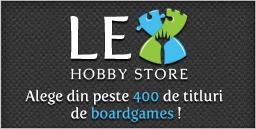 Lex Hobby Store - board games, jocuri de societate, Iasi
