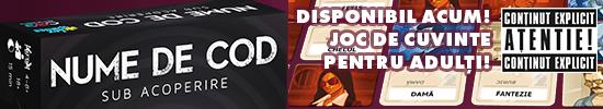 Codenames Undercover - Nume de Cod Sub Acoperire - Board Games, Jocuri pe Tabla, Lex Games