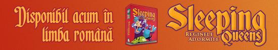 Comanda Sleeping Queens - Reginele Adormite, joc de carti