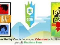 Lex Hobby Con-2014 promotie Valentina