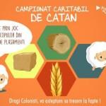 Concurs caritabil de Catan