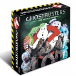 Ghostbusters The Board Game intr-un proiect pe Kickstarter coperta joc