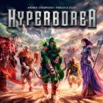 Hyperborea coperta jocului