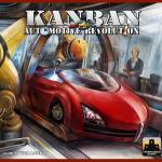 Kanban Automotive Revolution coperta joc