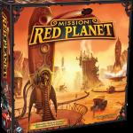 Mission Planet Red va fi reeditat de Fantasy Flight Games coperta cutie