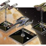 Scum and Villainy-Cea de-a treia factiune din Star Wars X-Wing