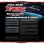 Star Wars X-Wing Mission Control 1