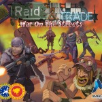 War on the streets-Raid and Trade cover